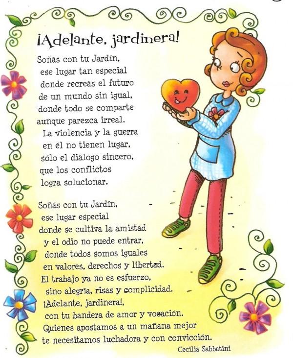 Dia De La Primavera De Maestra Jardinera | newhairstylesformen2014.com