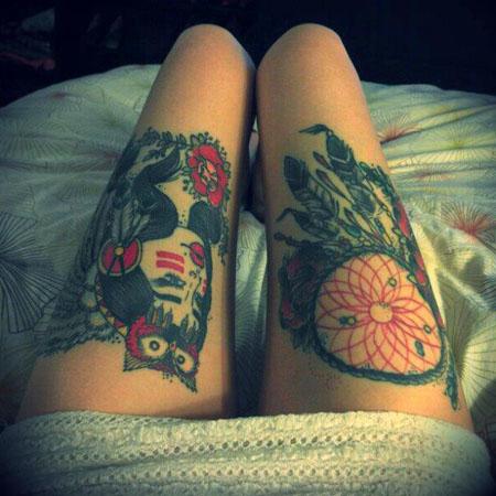 tatuajes-piernas-atrapa-sue-os