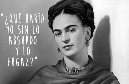 Imágenes de Frida Kahlo con frases célebres y destacadas