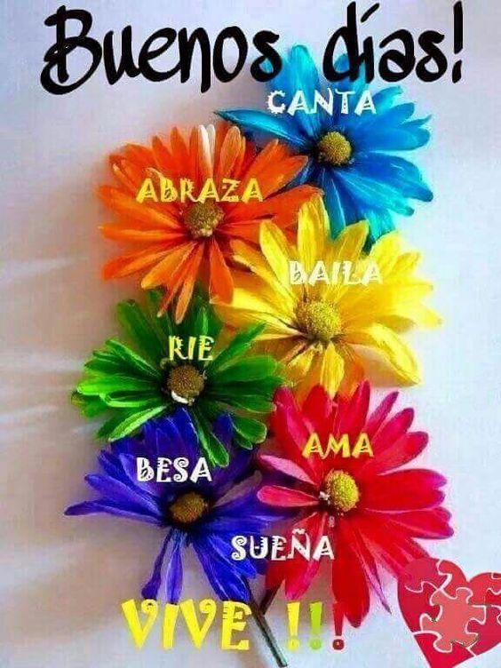 48 Bonitas Imágenes Mensajes Y Frases De Buenos Dias
