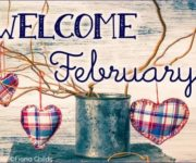 Imágenes para darle la bienvenida a febrero con frases lindas