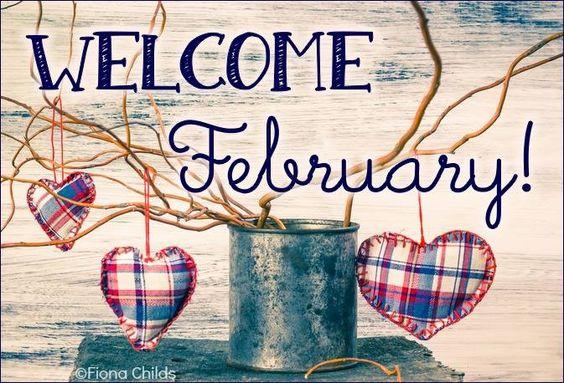 Imágenes Para Darle La Bienvenida A Febrero Con Frases