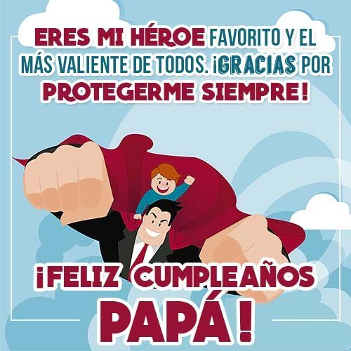 54 Imágenes De Feliz Cumpleaños Papá Mamá Hermano Abuelo