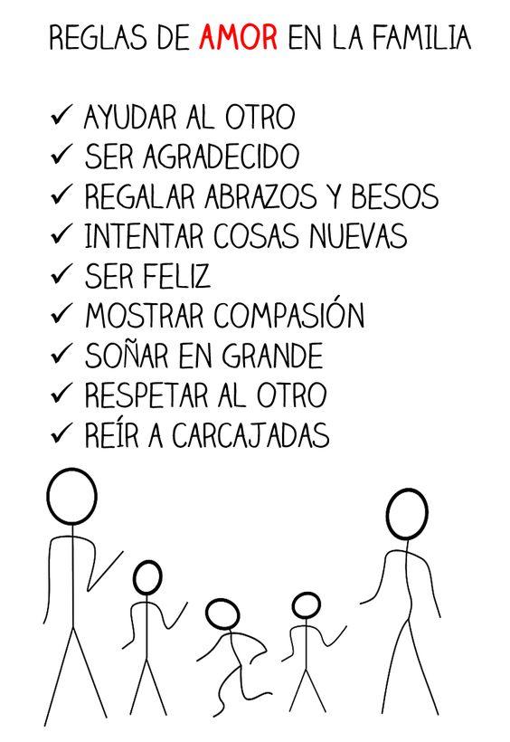 Imágenes Con Frases Sobre La Familia La Escuela Y La Educación