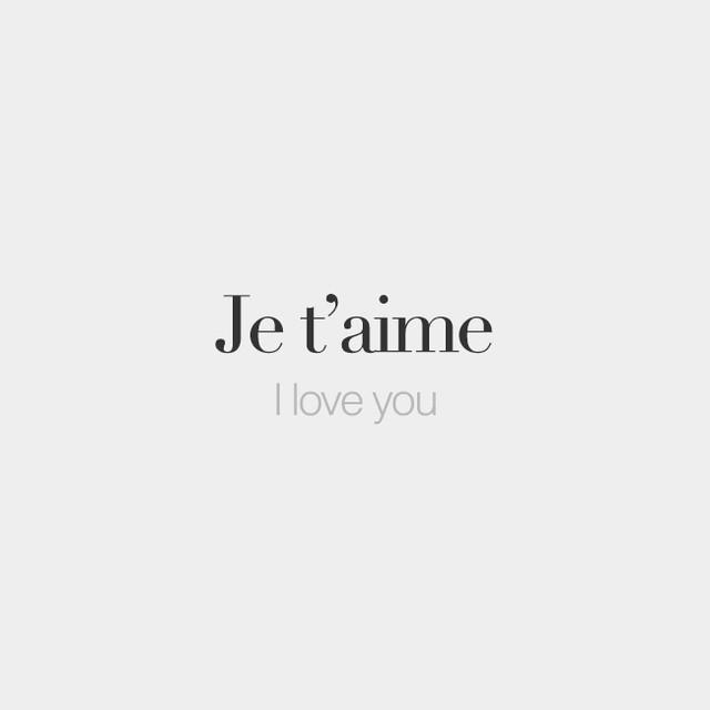 """Short Love Quotes In Different Languages Asgq17dkg: Imágenes De Amor Con La Frase """"Te Amo"""" En Ingles, Frances"""