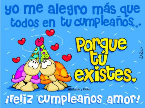 50 Imagenes De Feliz Cumpleanos Amor Frases Y Mensajes Originales Imagenes Totales Te amo, feliz cumpleaños mi amor. 50 imagenes de feliz cumpleanos amor