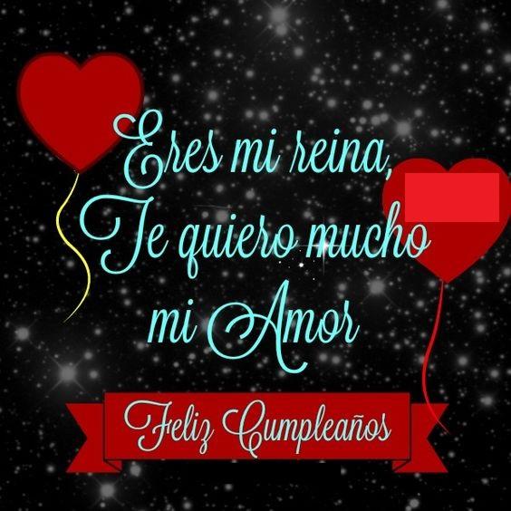 50 Imagenes De Feliz Cumpleanos Amor Frases Y Mensajes Originales