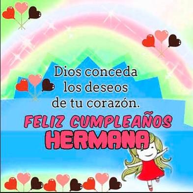 Frases De Cumpleaños Para Mi Hermana Mayor Corazon