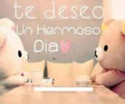 """Imágenes, mensajes y frases de """"Buenos Días mi Amor"""""""