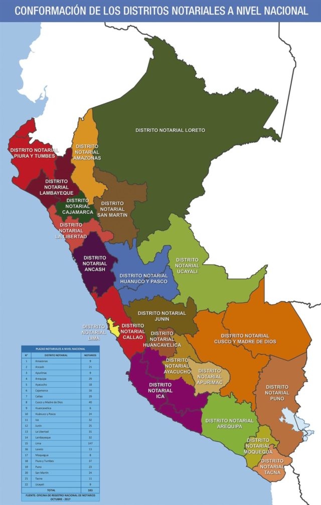 Mapa del Perú: Político, Regiones, Departamentos, Relieve, para ...