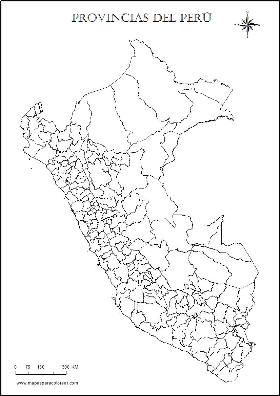 Mapa Del Peru Politico Regiones Departamentos Relieve Para Colorear Imagenes Totales