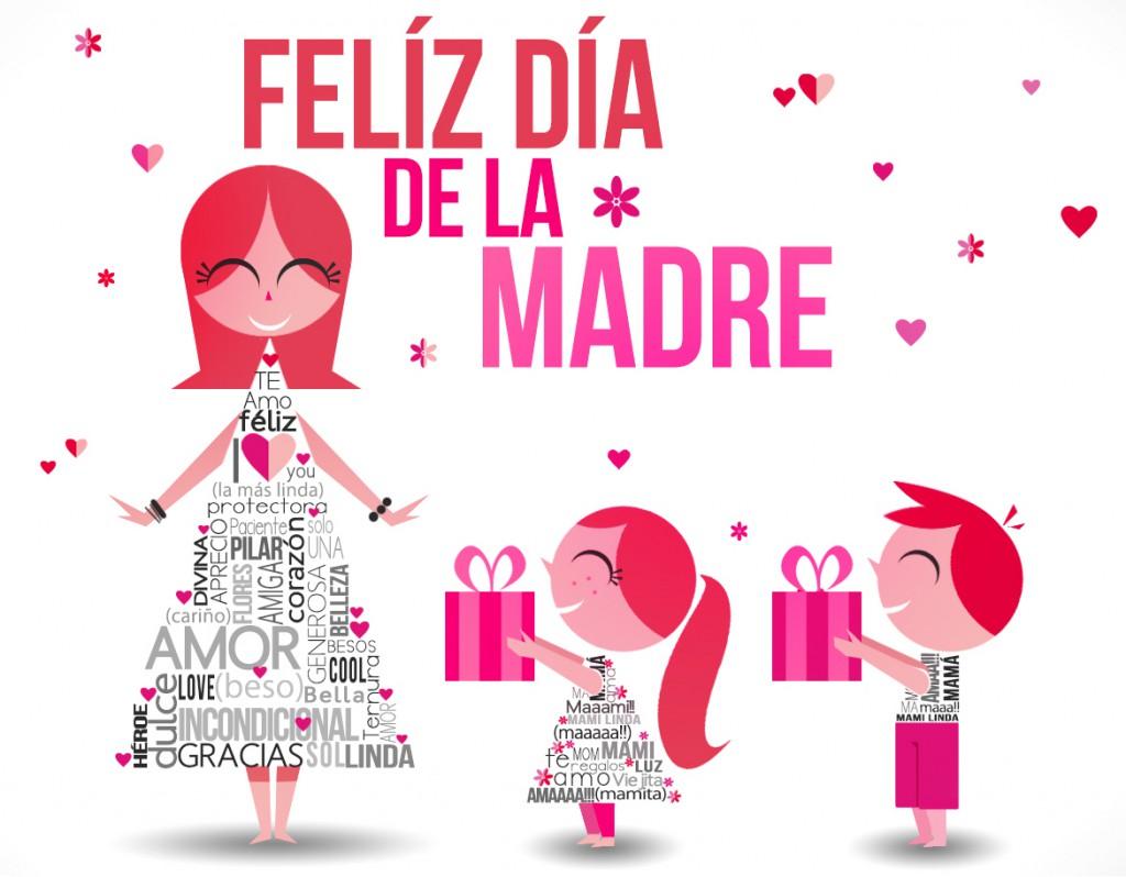 Imagen Feliz Día De La Madre: Feliz Día De La Madre » Imágenes, Frases, Mensajes Y