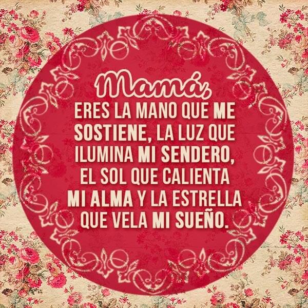 Feliz Día De La Madre Imágenes Frases Mensajes Y Poemas