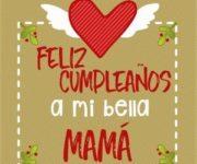 Imágenes, Frases y Mensajes de Feliz Cumpleaños Mamá