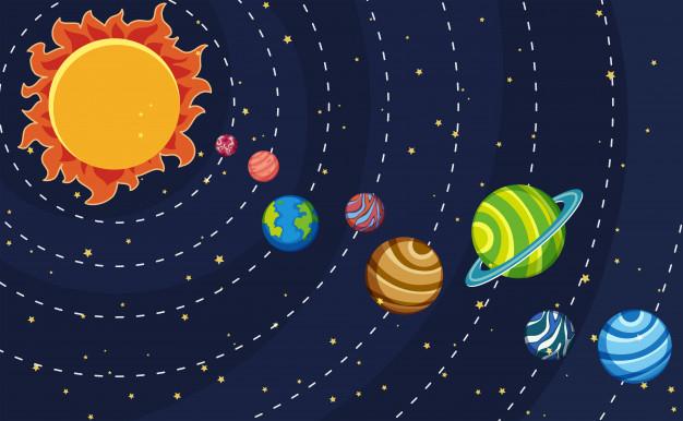 ▷ Imágenes del Sistema Solar 【Fotos, Dibujos, Maquetas ...