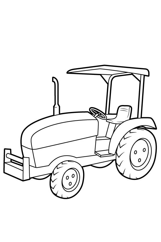 Actividades E Fichas Sobre Meios De Transporte Para Colorir 2