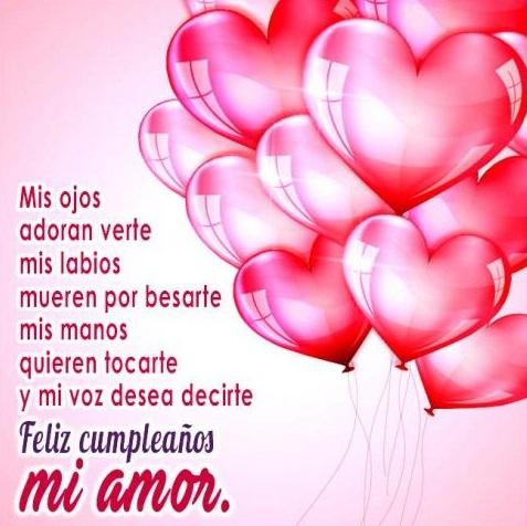 Tarjetas E Imagenes De Feliz Cumpleanos Para Un Amor Imagenes