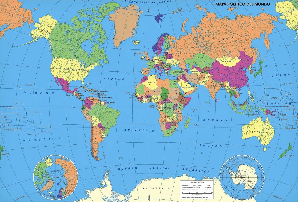 descargar mapa politico españa pdf