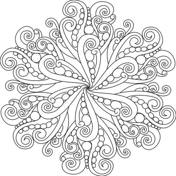 Dibujos Para Colorear E Imprimir Mandalas Para Ni 209 Os