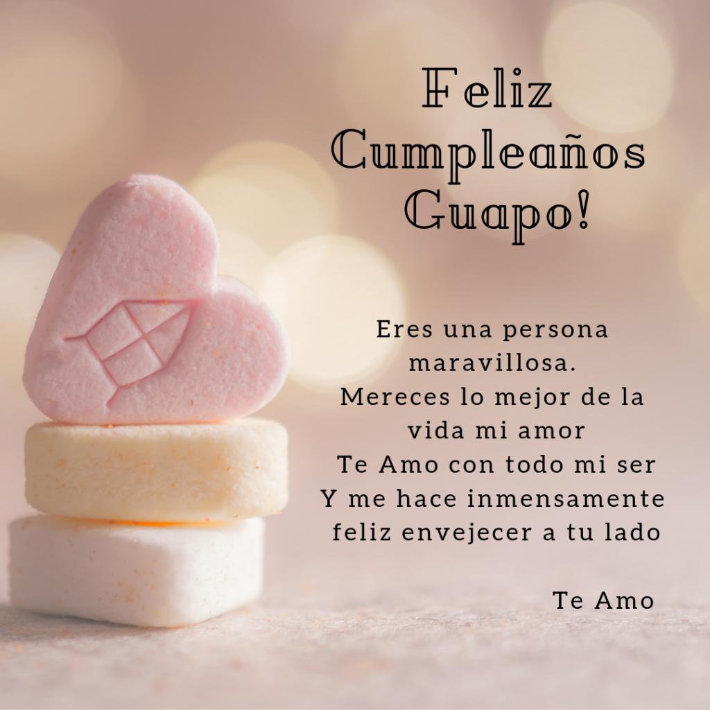 Feliz Cumpleaños Amor Imágenes Y Frases Felicitaciones Mi